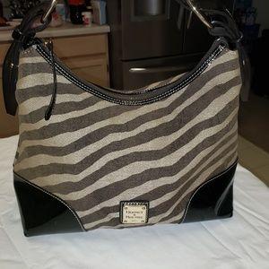 Dooney & Bourke striped bag
